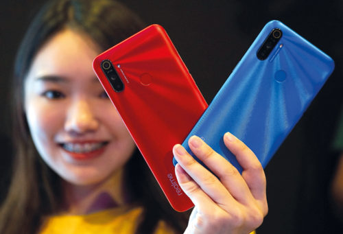 Realme C3: a high-performing gaming smartphone on a budget