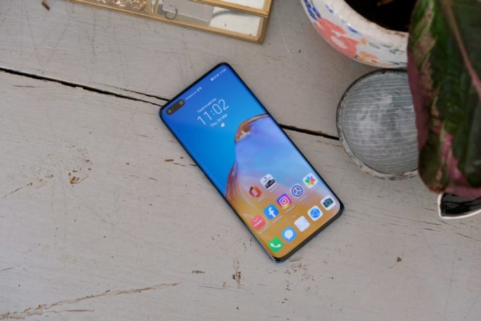 Hands on: Huawei P40 Pro Review