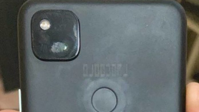 Pixel 4a photos reveal one small but important change