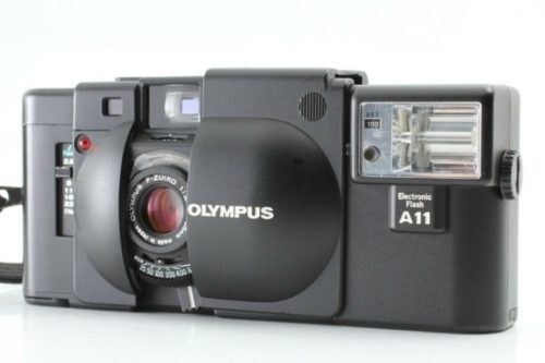 10 Popular Point and Shoot Film Cameras for the Compact Shooter