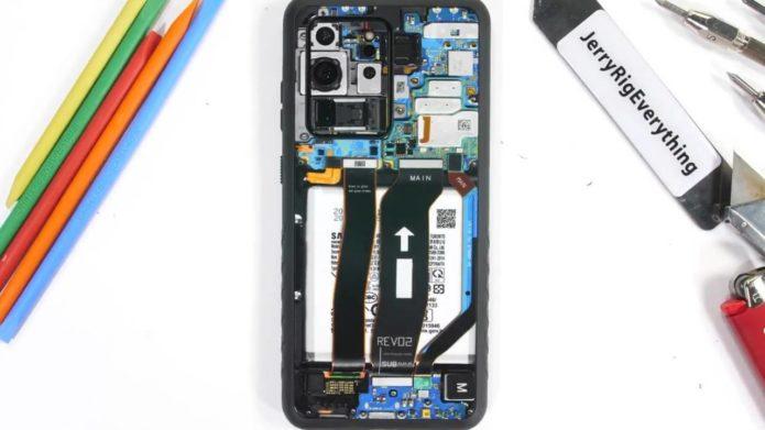 Galaxy S20 Ultra 5G durability test can help calm fears