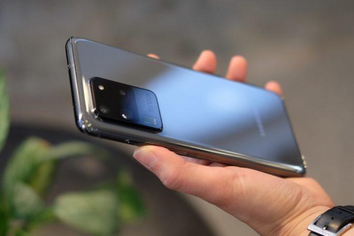 Galaxy S20 Ultra teardown reveals why that camera bump is so big