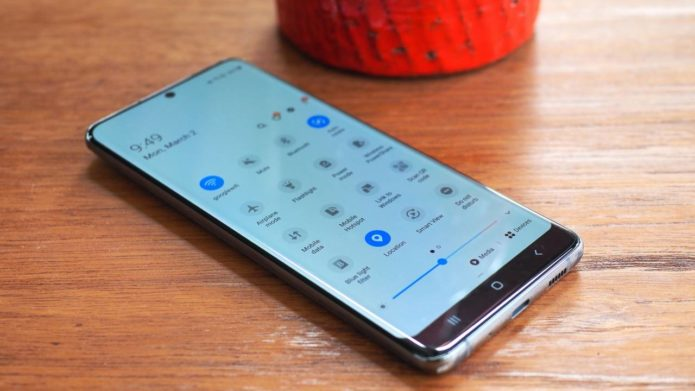 Samsung One UI 2.1 update devices: Note 9, Galaxy S9, more