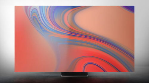 Samsung's new cast of 8K and 4K QLED TVs is dizzying