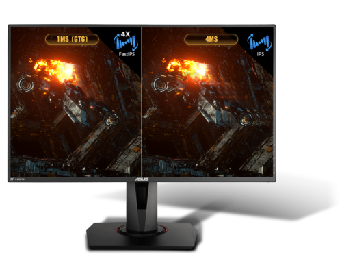 Asustek TUF Gaming VG279QM review: 280Hz ultra-high brush rate IPS panel various unique designs give players the upper hand.