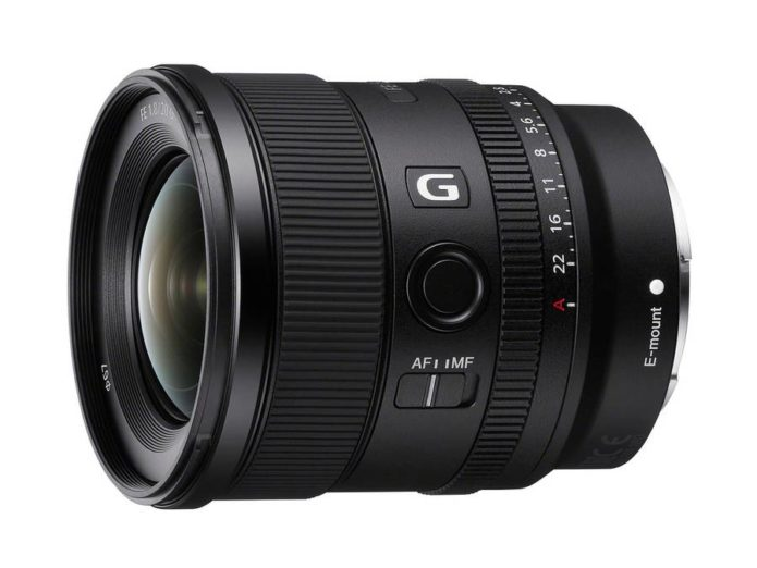 Sony FE 20mm f/1.8 G Lens Additional Acoverage