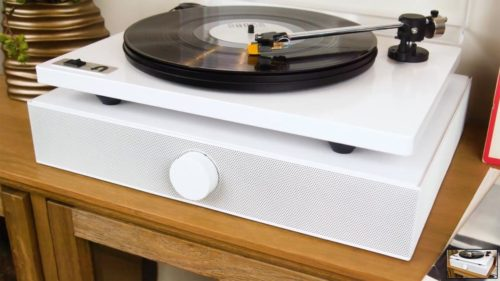 Andover Audio Spinbase review: An all-in-one speaker system for your turntable