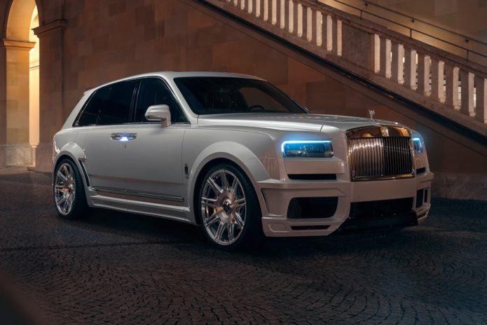 Rolls-Royce Cullinan Overdose revealed