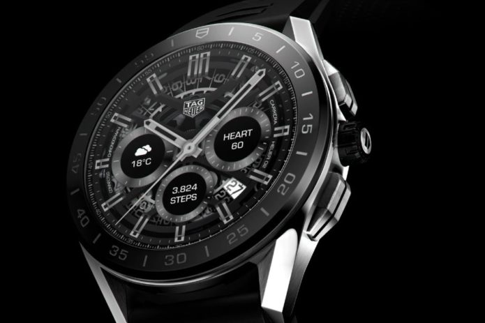 Tag Heuer Connected 3 is its most refined Wear OS watch yet