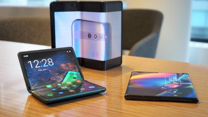 TCL's big plan pairs foldable phones with a familiar playbook