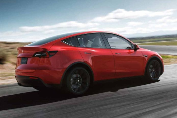 Tesla Model Y design flaw highlighted