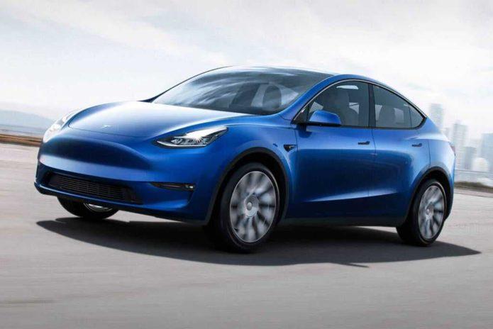 Tesla Model Y SUV details revealed