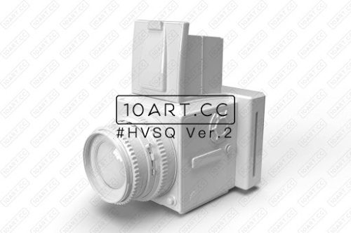 HVSQ Ver. 2 Lets You Shoot Instax Square Film with Various Medium Format Cameras