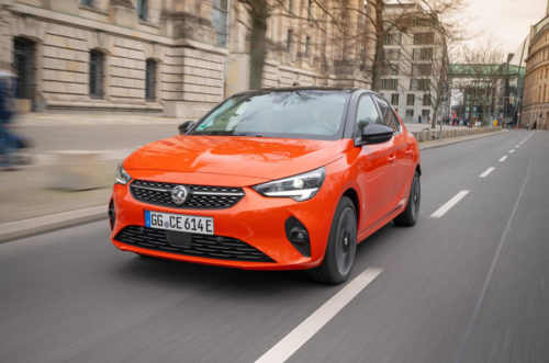 Vauxhall Corsa-e 2020 UK review