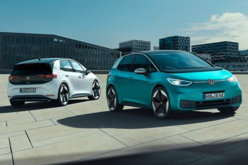 Volkswagen EV family to expand to include baby ID.1