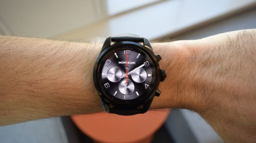 Hands on: Montblanc Summit 2 Plus review