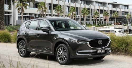 2020 Mazda CX-5 review: Pint-sized and premium