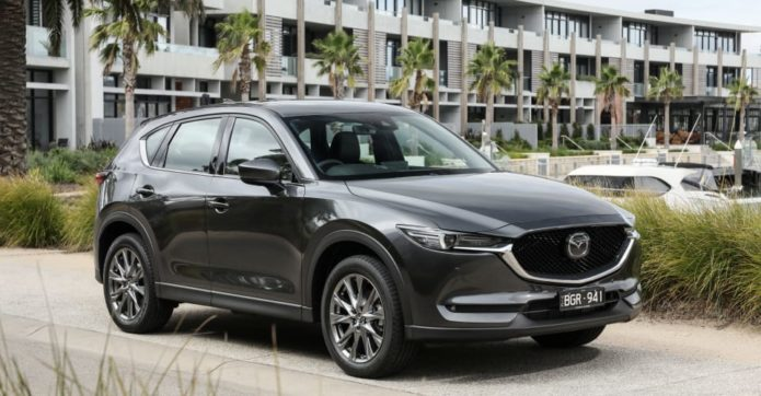 2020 Mazda CX-5 pricing and specs
