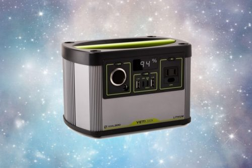 Goal Zero Yeti 200X review: A handy portable power source for your home or car