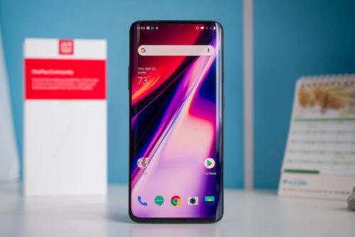 OnePlus 8 Pro just got an update that partially fixes a big issue