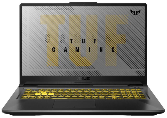 ASUS TUF Gaming A17 FA706 review