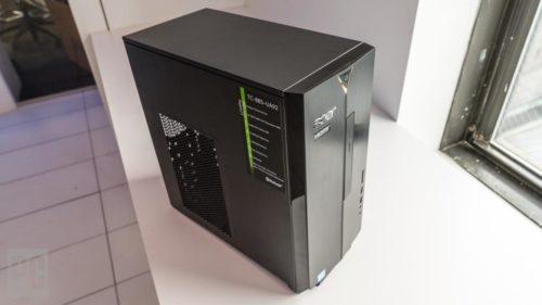 Acer Aspire TC-885-UA92 Review