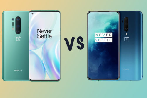 OnePlus 8 Pro vs OnePlus 7T Pro: What's the difference?