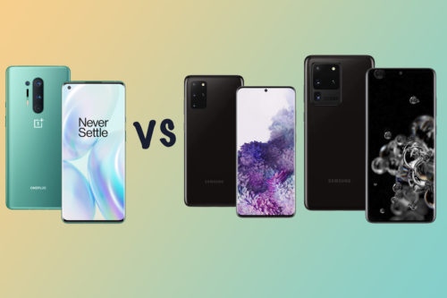 OnePlus 8 Pro vs Samsung Galaxy S20+ vs Galaxy S20 Ultra: What's the difference?
