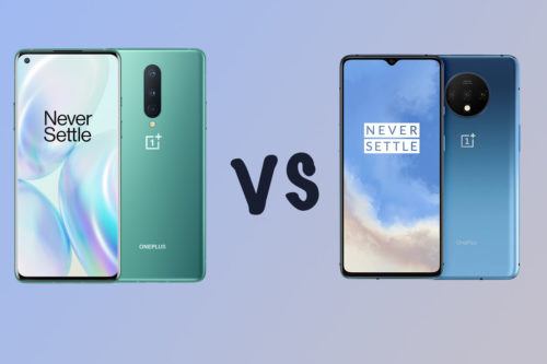 OnePlus 8 vs OnePlus 7T: What's the difference?