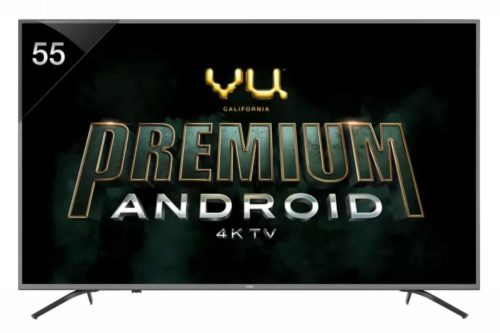 Vu Premium 4K LED Android TV Review