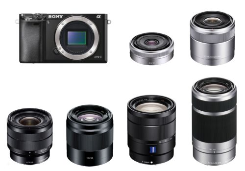 These are the best portrait lenses for Sony mirrorless shooters