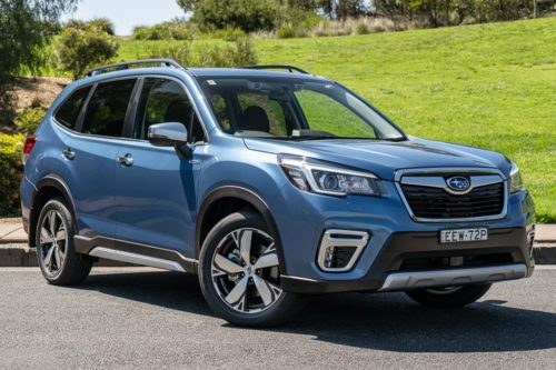 2020 Subaru Forester Hybrid S Review: Road Test