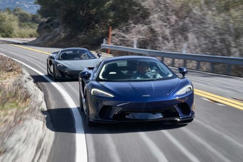 The Great Compromise: McLaren 600LT vs. GT