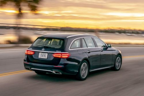 Our Long-Term 2019 Mercedes-Benz E450 Wagon Was a Love Story
