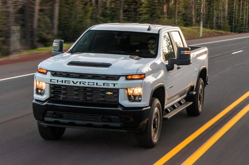 2020 Chevy Silverado 2500 review