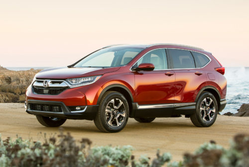 2020 Honda CR-V vs. 2020 Ford Escape: Which Is Better?