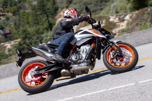 2020 KTM 890 Duke R Review: Faster, Better (17 Fast Facts)