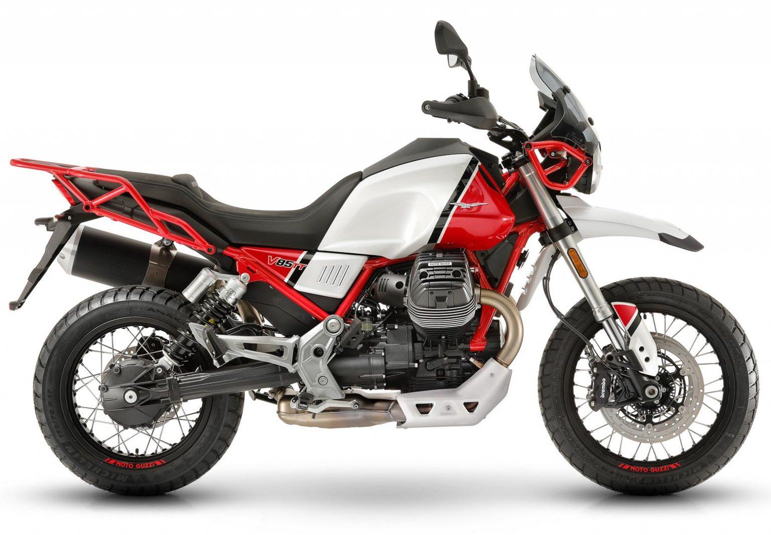 2020 MOTO GUZZI V85 TT ADVENTURE REVIEW: HOME COURT TEST