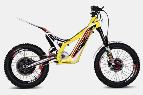 2020 TRS ON-E KIDS FIRST LOOK: YOUTH ELECTRIC TRIALS MOTORCYCLE