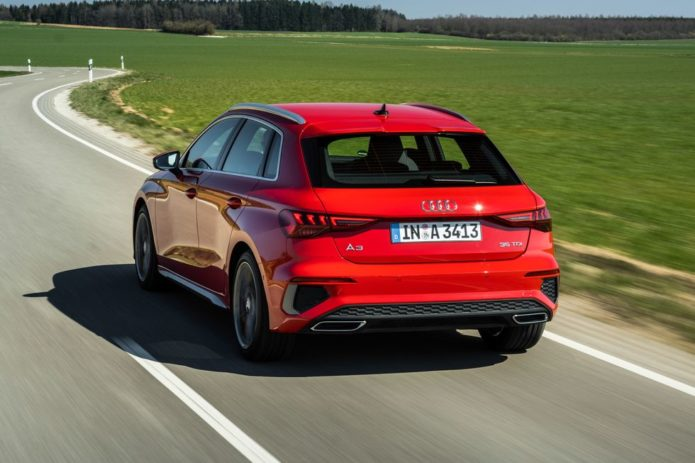 The 2020 Audi A3 Sportback TDI Gives Us a Taste of What's Coming