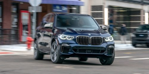 2020 BMW X5 M50i review