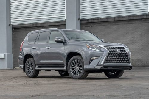Tested: 2020 Lexus GX460 Is a Grille Hiding an Old SUV