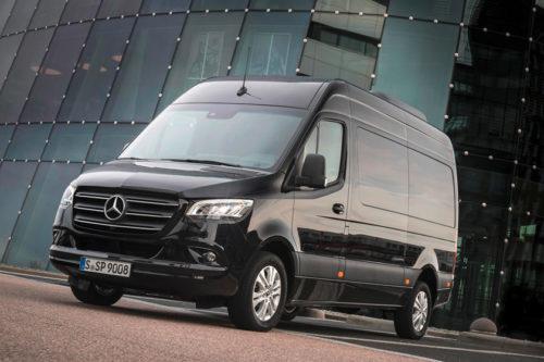 2020 Mercedes-Benz Sprinter Review