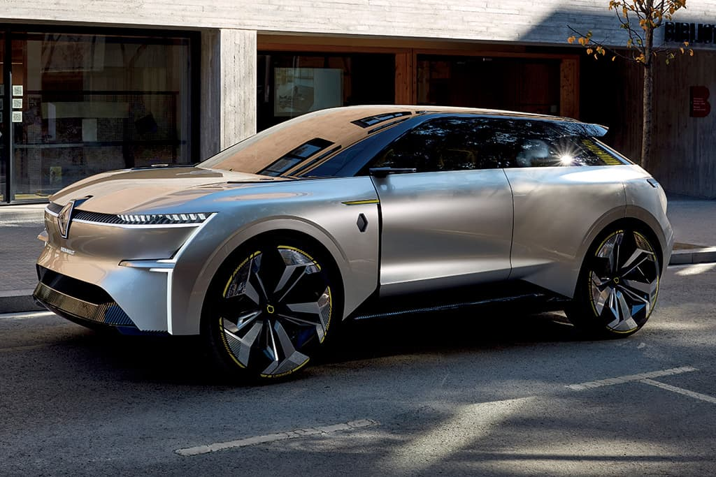 SUVs to headline Renault's second-gen EV assault