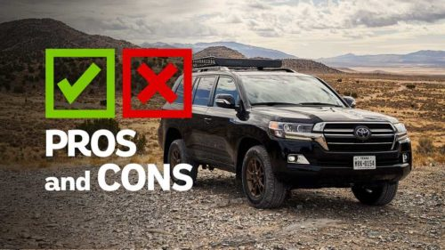 2020 Toyota Land Cruiser Heritage Edition: Pros And Cons