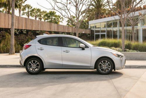 2020 Toyota Yaris Hatchback Goes Beyond Basic Transportation