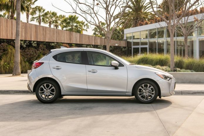 2020 Toyota Yaris Hatchback Goes Beyond Basic Transportation