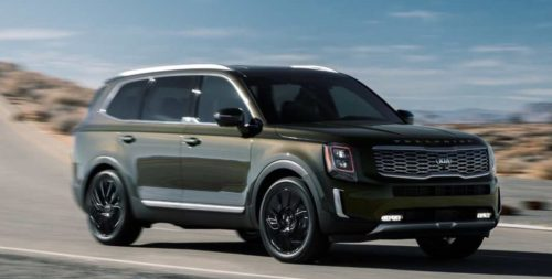 2020 Kia Telluride vs. 2020 Honda Pilot: Which Is Better?