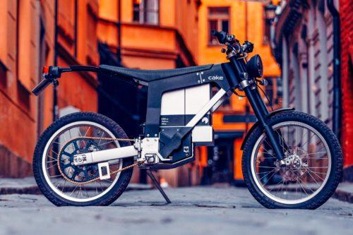 2021 Cake Kalk Ink SL First Look: Dual-Sport Electric Motorcycle