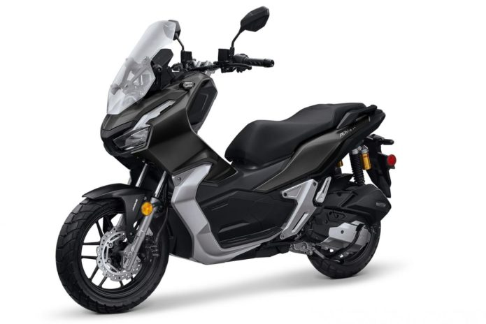 2021 HONDA ADV150 FIRST LOOK (8 FAST FACTS)